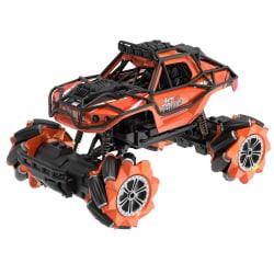JJRC 2.4G 1:18 12-CH RC Stunt Car, Orange
