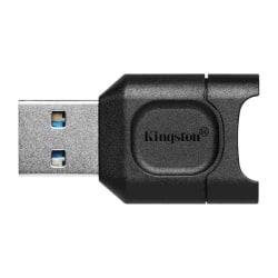 Kingston MobileLite Plus - Minneskortsläsare, USB 3.1 microSDHC/