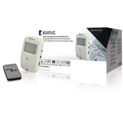 König Kamera och inspelare i hölje (SAS-DVRPIR10)