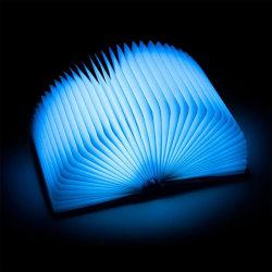 Lampa Bokutseende - Flera olika lyslägen