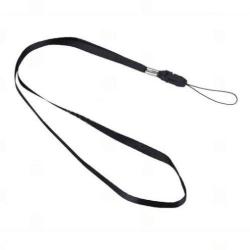Mobilband Halsband/Rem, Svart