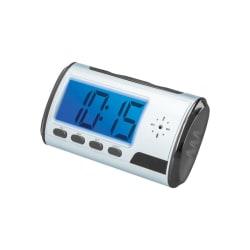 Mufic Spion alarmklocka med fjärrkontroll