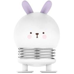 Nattlampa Kanin, Vit