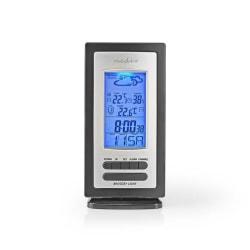 Nedis Väderstation | alarm | hygrometer | utomhussensor