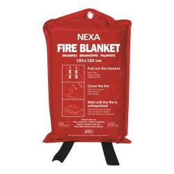 Nexa brandfilt 120x120cm (13601)