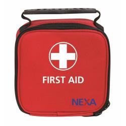Nexa första hjälpen-väska, Röd