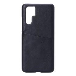 Onsala Mobilskal Svart Med Kortfack Huawei P30 Pro