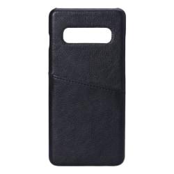 Onsala Mobilskal Svart Med Kortfack Samsung S10 Plus