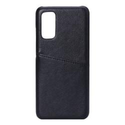 Onsala Mobilskal Svart Med Kortfack Samsung S20