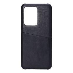 Onsala Mobilskal Svart Med Kortfack Samsung S20 Ultra