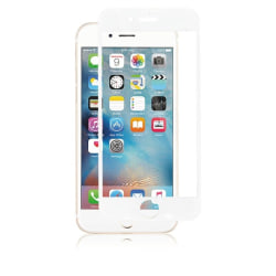 Panzer iPhone 6S/6, Curved Silicate Glass, White
