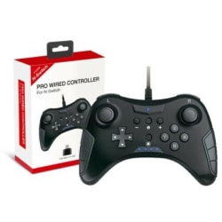 Pro Wired Game Controller till Switch