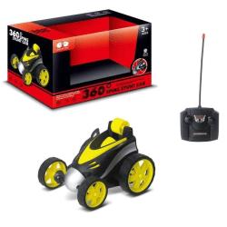 RC Mini 360 Stunt Racer, Gul/Svart