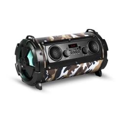 Rebeltec SoundTube Trådlös Bluetooth Högtalare, Kamouflage