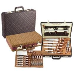 Royalty-Line Knivset i 25 delar med väska (RL-K25LB)