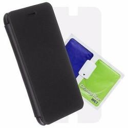 Skal och Skärmskydd till iPhone 7 Plus / 8 Plus, Svart