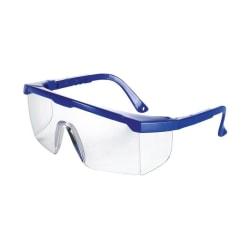 Skyddsglasögon, Blå