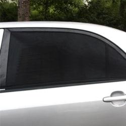 Solskydd för bilens sidorutor, 2-Pack