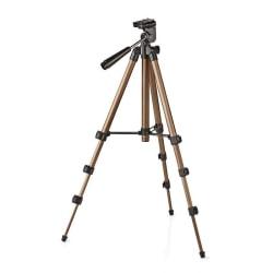 Stativ | Panorera och luta | Max 1.5 kg | 105 cm | Svart/silver
