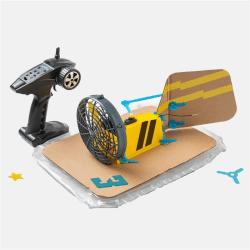 Strawbees Byggsats, Svävarfarkost - Bygg din egen svävare