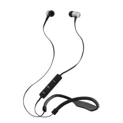 STREETZ Bluetooth-sporthörlurar med mic, Bluetooth 4.1+EDR, IP57