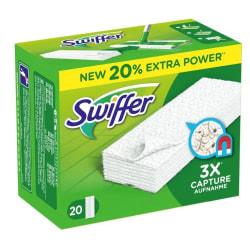 Swiffer Torra rengöringsdukar refill, 20-pack