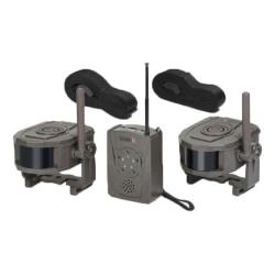 Technaxx trådlöst säkerhetslarmsats TX-104, 1P66, grön