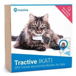 Tractive IKATI GPS-tracker för katt