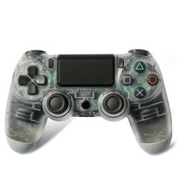 Trådlös handkontroll till PS4, Transparent