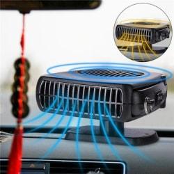 Värme-kylfläkt till bil för imma och frost