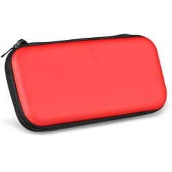 Väska i EVA-plast till Nintendo Switch, Röd