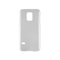 Xqisit, iPlate Glossy, genomskinligt skal till Samsung Galaxy S5