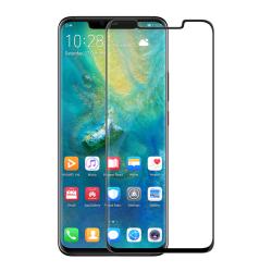 2-PACK HuTechs Skärmskydd i FullGlue - Huawei Mate 20 Pro Svart