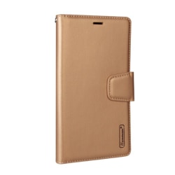 Samsung Galaxy A40 - Exklusivt Smidigt Plånboksfodral Roséguld