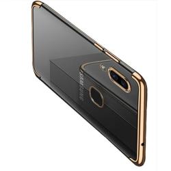 Stilrent Praktiskt Silikonskal - Samsung Galaxy A40 Guld