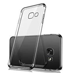 Stilsäkert Floveme Silikonskal - Samsung Galaxy A5 2017 Silver