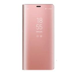 Samsung Galaxy A50 - Elegant Smart Fodral (LEMAN) Guld