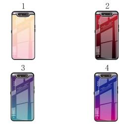 Effektfullt Skyddsskal Nkobee - Samsung Galaxy A80 1