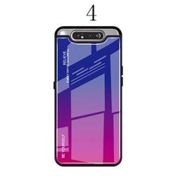 Samsung Galaxy A80 - Elegant Hållbart Skal 1
