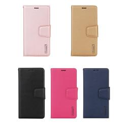 DIARY - Smidigt Fodral med Plånbok till Samsung Galaxy S9 Marinblå