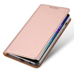 Exklusivt Fodral för Samsung Galaxy A6 (SKIN Pro SERIES) Roséguld
