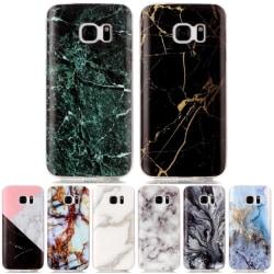 Galaxy s6 edge - NKOBEE  Marmormönstrat Mobilskal 3