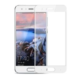 Huawei Honor 9 - MyGuard Skärmskydd av Carbonmodell (HD) Vit