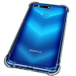 Skyddande (Tjocka Hörn) Silikonskal - Huawei Honor View 20