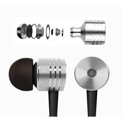 Stilsäkra M1 Hörlurar - Klart ljud med kraftfylld bas Lila