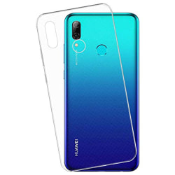 Smart Skyddsskal i Silikon (Ruff-Grip) till Huawei P Smart 2019