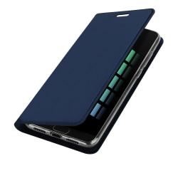 Stilsäkert och smart Fodral till Huawei P20 (SKIN Pro) Guld