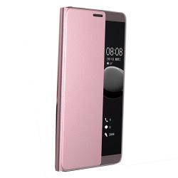 Huawei P30 - Elegant Smart View Fodral (NKOBEE) Guld