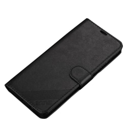 Huawei P30 Pro - Effektfullt Stilrent Plånboksfodral Svart