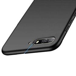 Huawei Y6 2018 - Praktiskt Stötdämpande Silikonskal Svart